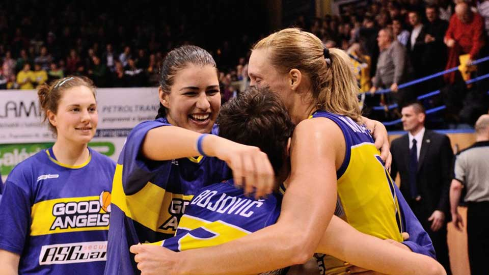 Week 13 Highlights EuroLeague Women 2012-13